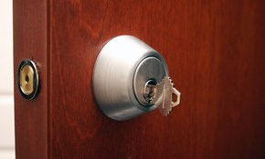 $245 for Multi-Lock High Security Dead Bolt With Install (Single-Sided)