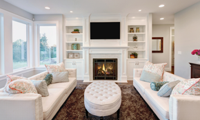 $399 for Four New Recessed Lights with a Dimmer Switch Installed