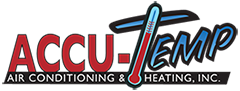 AccuTemp Air Conditioning & Heating, Inc. logo