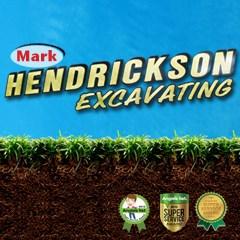 HENDRICKSON EXCAVATING logo