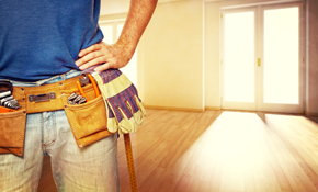 $380 for 4 Hours of Handyman Service