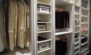 $450 for Reach-In Custom Closet and Storage System