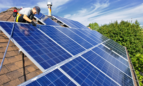 $20,460.60 for Complete Solar Panel System Installed