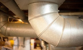 $463 For Complete Air Duct Cleaning Of A Single Furnace Home- Includes Anti-Microbial Disinfecting and Deodorizing