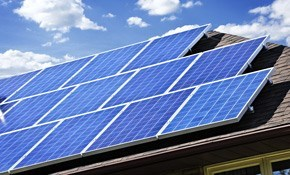 $900 for $1,000 Credit Toward a Solar Panel Installation