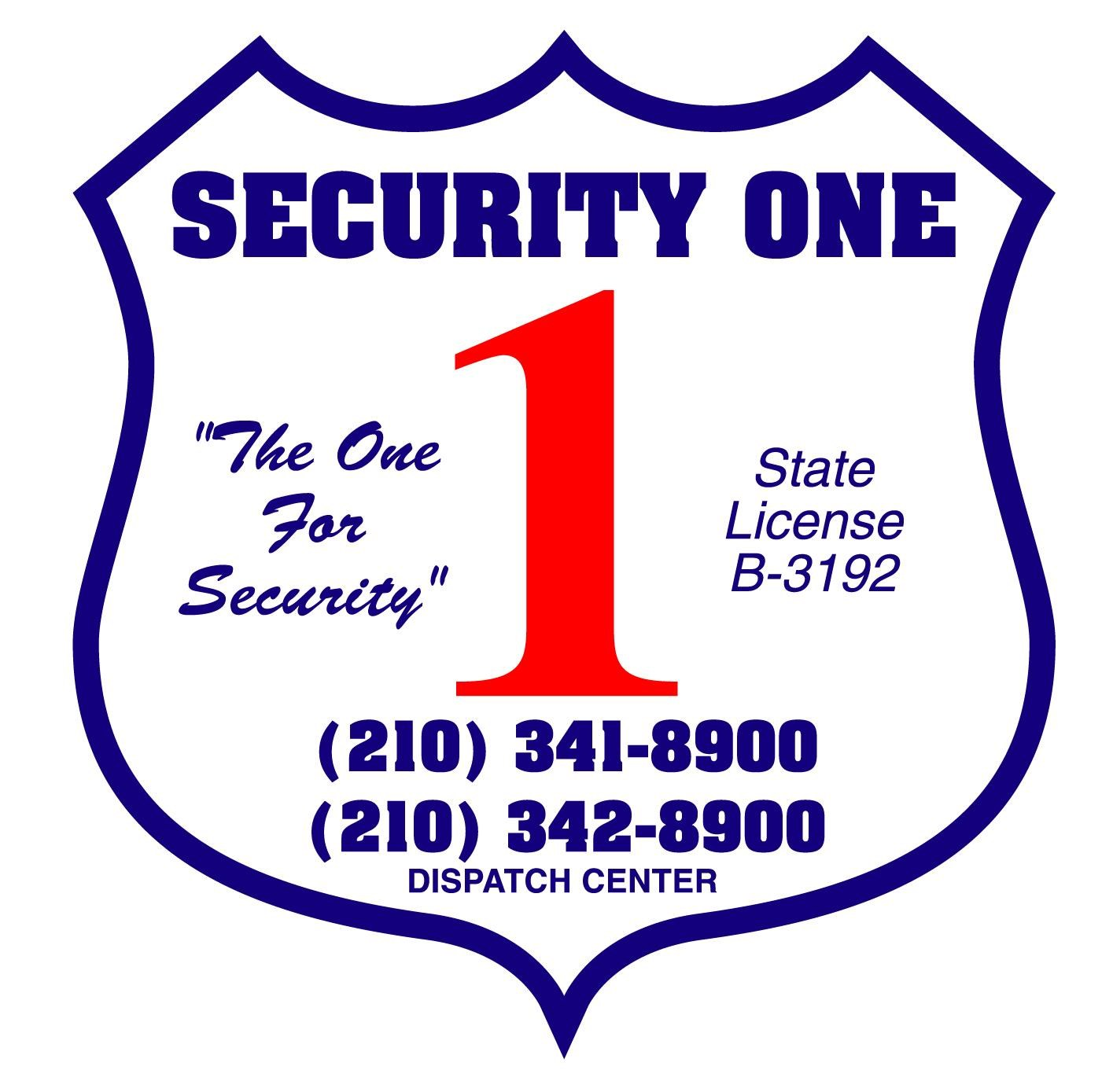 SECURITY ONE INC Reviews - Universal City, TX