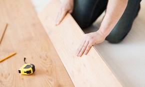 $3,450 for 600 Square Feet of Laminate Flooring plus Installation