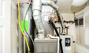 $125 for a Seasonal Furnace or Air-Conditioner Tune-Up