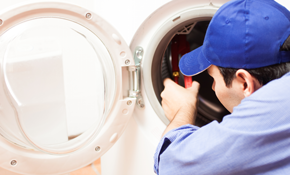 $90 for Dryer Tune-Up and Cleaning Package