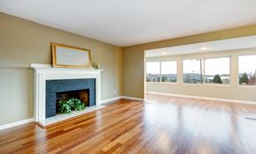 $500 for 200 Square Feet of Hardwood Floor Sanding and Refinishing