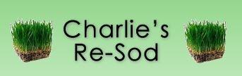 Charlie's Resod logo