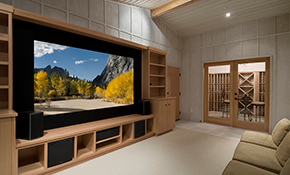$1,499.95 for an In-Ceiling 5.1 Dolby Digital Surround Sound Package