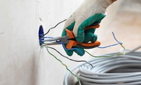 $195 for an Electrical Service Call