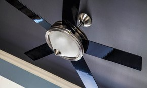 $135 for Ceiling Fan or Light Fixture Installation