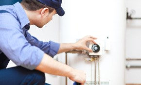 $95 for a Comprehensive Plumbing Inspection and Water-Heater Flush