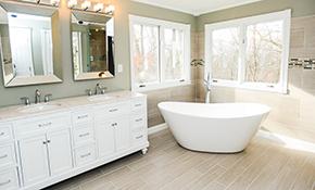 $4900 Bathroom Remodel