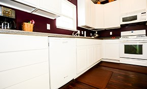 $2,500 for $3,000 Credit Toward Kitchen Cabinet Refacing