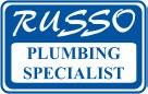 PETE RUSSO PLUMBING logo