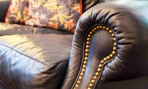 $139 for Upholstery Cleaning of a Couch and Love Seat