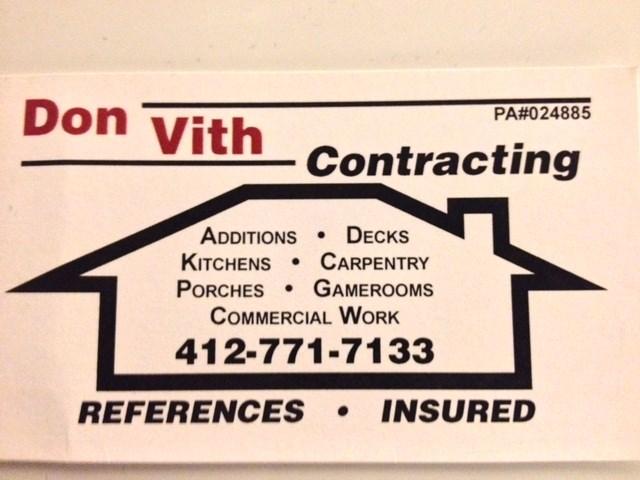 Vith Contracting Inc logo