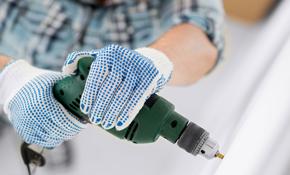 $180 for 4 Hours of Drywall/Plaster Repair