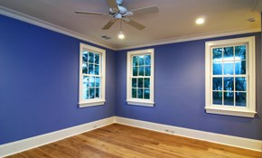 $595 for One Room of Interior Painting