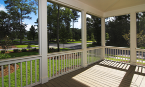 $5,499.00 for 10'x12' Trex Deck Installation