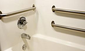 $450 Fiberglass Tub and Shower Refinishing