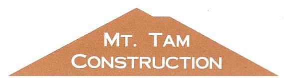 Mt. Tam Construction logo