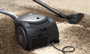 $179 for a Home Carpet Cleaning Including Stairs