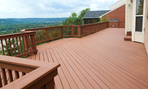 $50 for a Custom Deck Design and Measurements with a $100 Credit