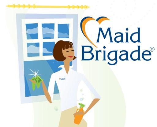 Maid Brigade of San Antonio logo