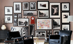 $15 for $40 Toward Custom Picture Framing Services Plus Free Gift