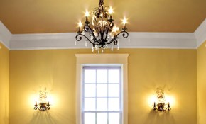 $810 for Crown Molding Installed