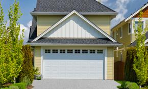 $365 New LiftMaster Chain Drive Garage Door...