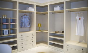 $49 for 3-D Rendering of Design Organizational Plans for Your Home Office, Closet, Garage, etc., PLUS GET 10% Off Labor!
