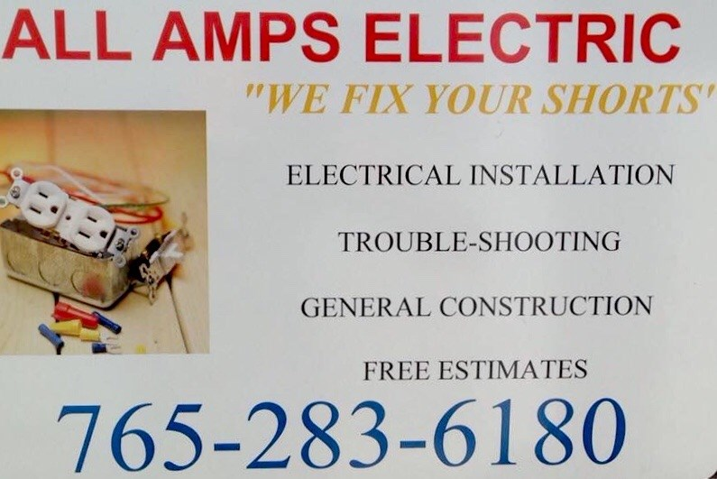 All Amps Electric Inc logo