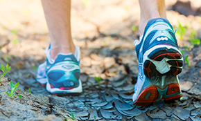 $299 for 1 Pair Custom-Made ezWalker®; Performance Casual or Athletic Shoe Orthotics