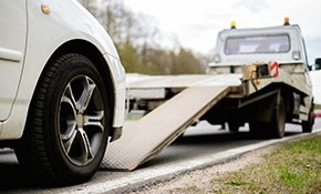 $75 Vehicle Towing Service