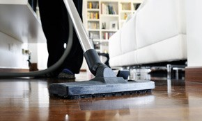 $125 for 2 Housecleaners for 2 Hours (4 Cleaning Hours Total)