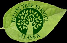 Paul's Tree Service logo