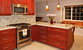 $3500 for Custom Granite Countertops--Labor and Materials Included