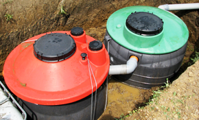 $295 for a Septic Tank Cleaning