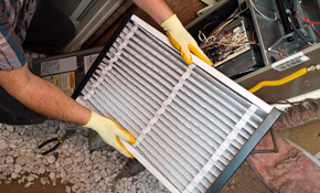 $221 HVAC Inspection and Maintenance for Two Systems