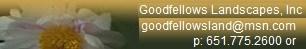Goodfellows Landscapes logo