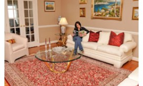 $246 for One Hand-Washed Oriental Rug Cleaning & Get 2nd Rug of Equal or Lesser Value Free