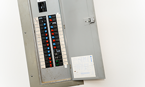 $1,286 for an Electrical Sub-Panel Replacement