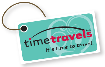 Time Travels Inc logo