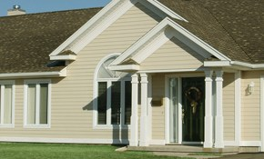 $250 for $350 Credit Toward New Replacement Windows, Doors, or Exterior Siding Upgrades