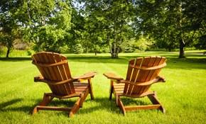 $185 Organic Outdoor Tick Treatment